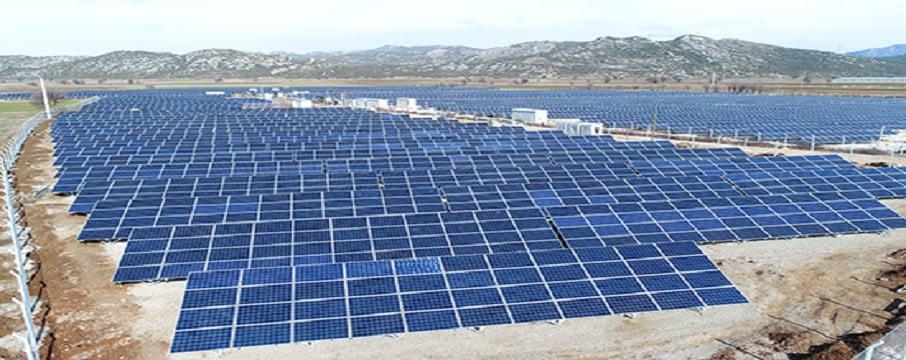 erbaa güneş enerji santrali